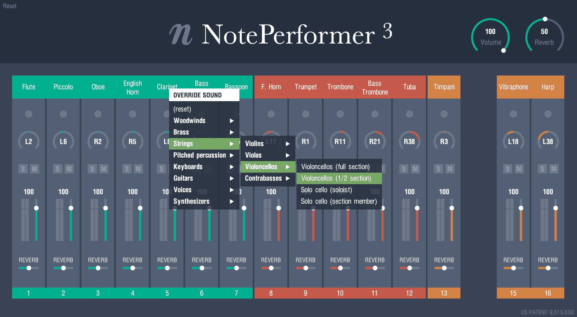 NotePerformer 3: Artificial Intelligence-based Playback of